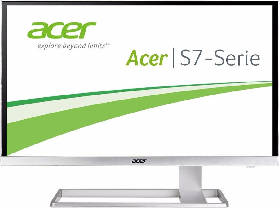 """Acer S277HK 4K 27"""""""