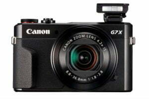 Canon Powershot G7 X Mark II - Canons nye 2017 digitalkamera