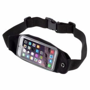 Iphone 6 og 6S løbebælte og taske
