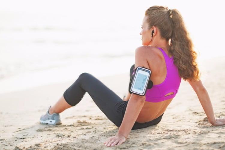 Løbearmbånd til Iphone 6