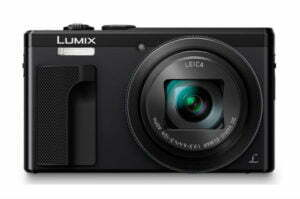 Panasonic Lumix DMC-TZ80 - Billigste kompakt kamera med 4K