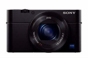 Sony Cypershot DSC-RX100 III - Bedste kompaktkamera 2015:2016