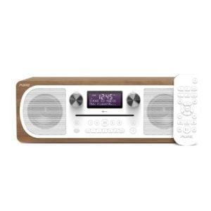 Pure Evoke C-D6 - Bedste DAB radio med bluetooth 2017