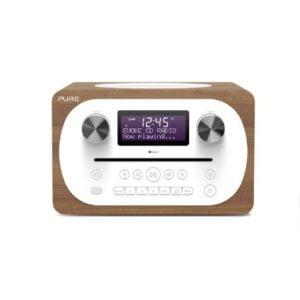Pure Evoke D4 - DAB radio og clockradio med god lyd