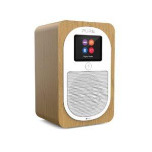Pure Evoke H3 - DAB radio med langt batteri tid og flot design