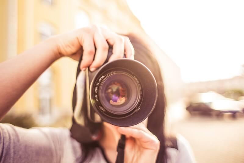 Bedste spejlreflekskamera