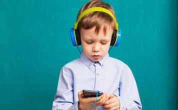 Høretelefoner til børn