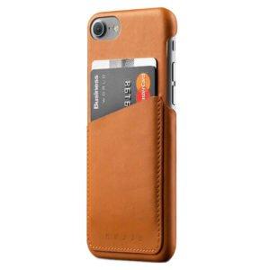 Mujjo Wallet Iphone 8 læder cover