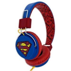 Superman høretelefon til børn