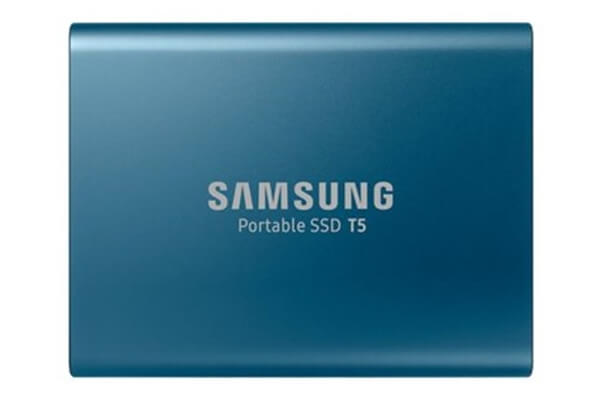 Samsung Portable SSD T5 - Bedste SSD harddisk
