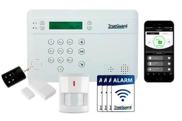 TrueGuard Pro+ alarmsystem