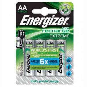 Energizer Extreme AA - NH15 2300mAh