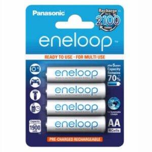 Panasonic Eneloop AA - R06 2100 mAh