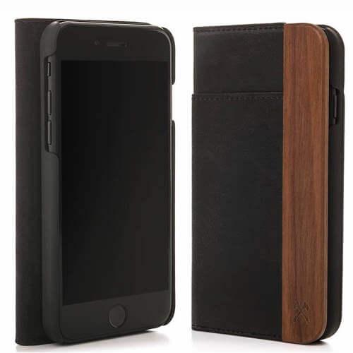 Premium Ecowallet udført i kvalitets træ og læder