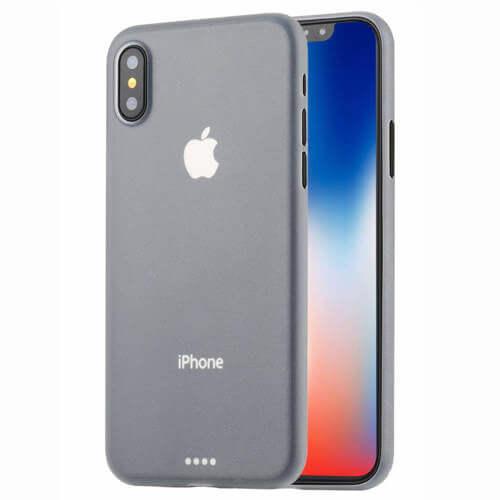 Super sejt cover til iphone Xs i gennemsigtig polypropylen