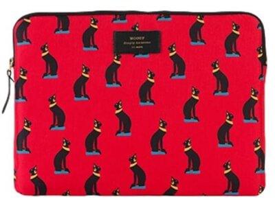 WOUF cover i tekstil med katte