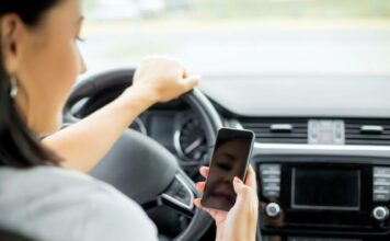iphone bilholder