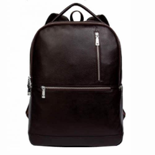 læder taske til macbook 13