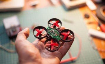 Bedste mikro droner