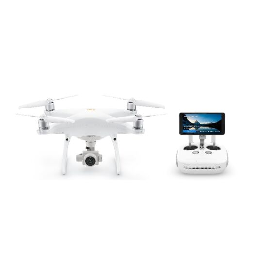 Hvid drone