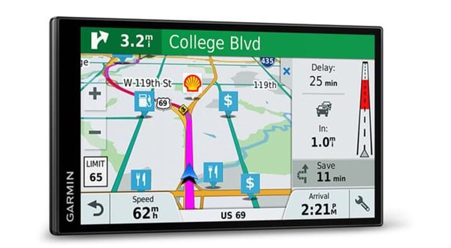 Bedste GPS