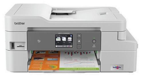 Multifunktionsprinter Brother MFC-J1300DW FAX WIFI