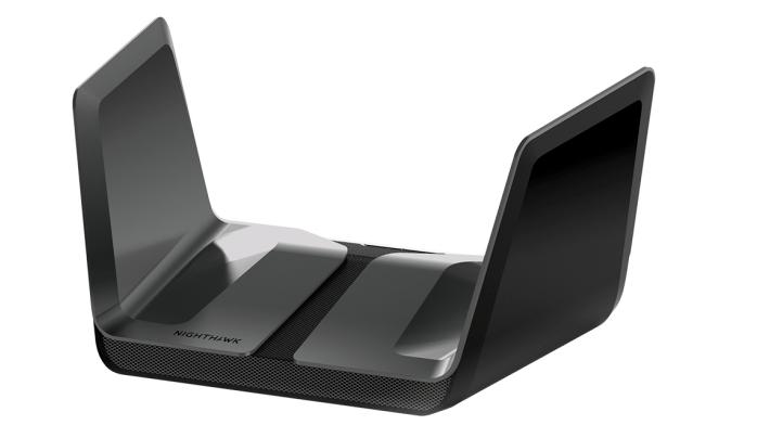 NETGEAR Nighthawk RAX80 - Trådløs router - 5-port switch - GigE