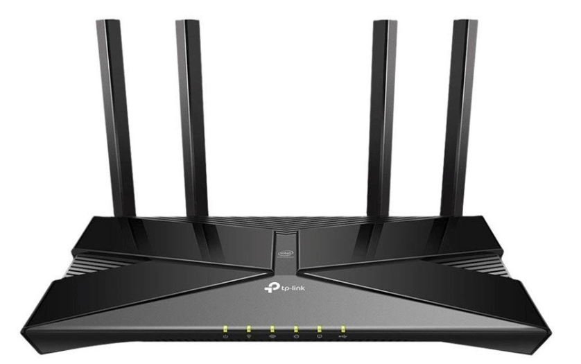 TP-Link Archer AX50 AX3000 - Trådløs router Wi-Fi 6