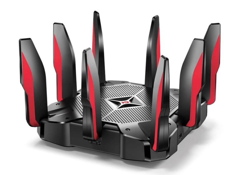 TP-Link Archer C5400X - Trådløs router Wi-Fi 5