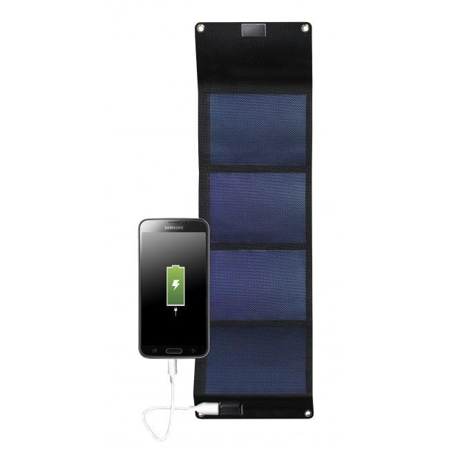 Billig solcelle oplader