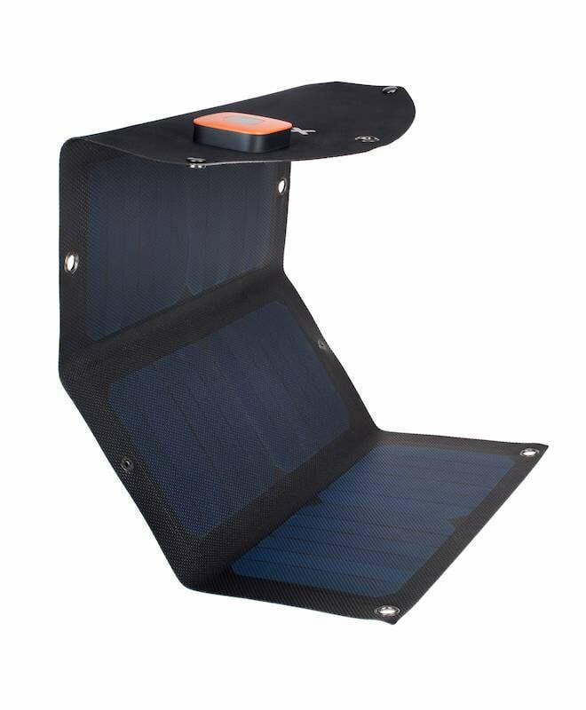 Bedst i test solcelle oplader