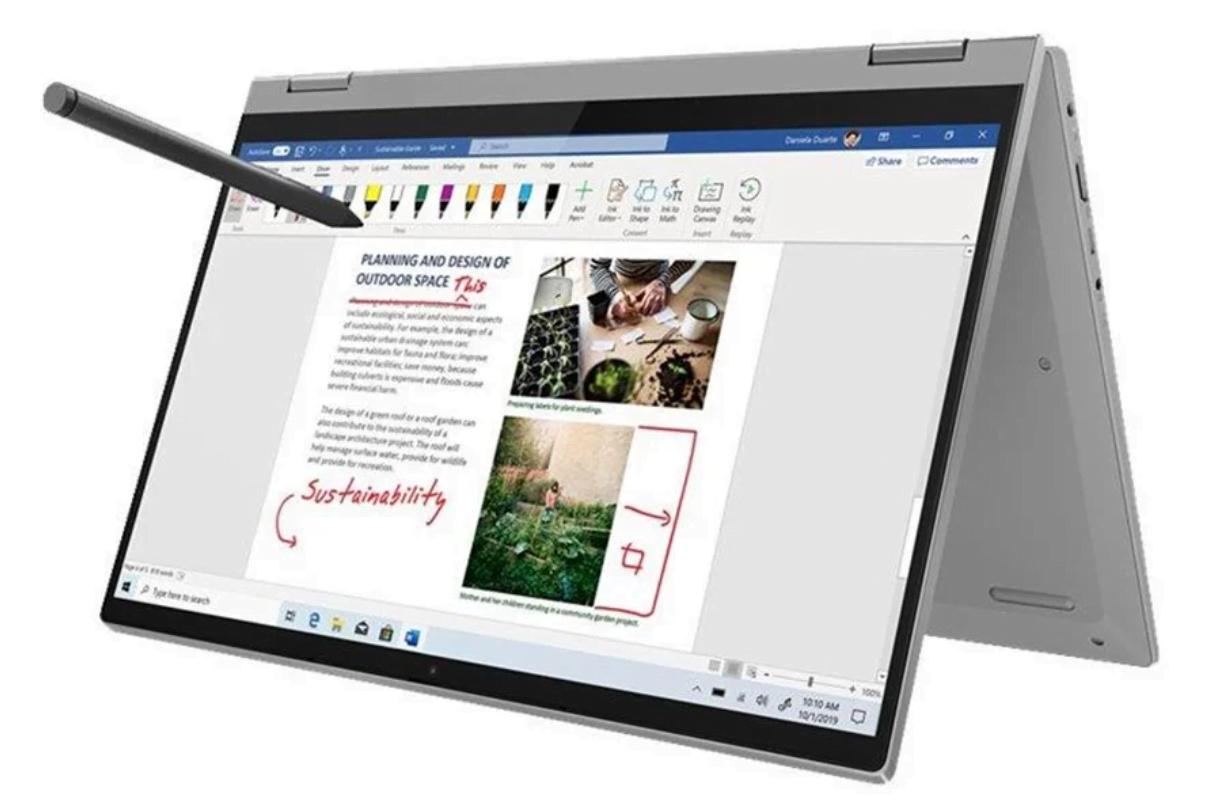 Lenovo IdeaPad Flex 5 14ALC05 - Ryzen 5 5500U & 512GB SSD