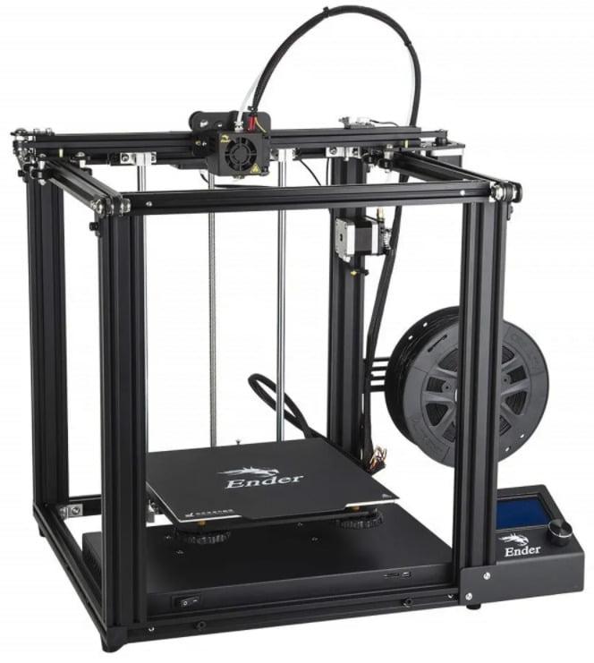 bedst i test 3d printer