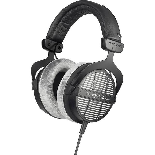 Hovedtelefoner test - Bedst til prisen - Beyerdynamic DT 990 PRO -