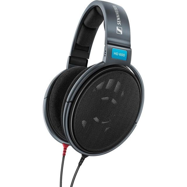 Hovedtelefoner test - De bedste hovedtelefoner - Sennheiser HD600
