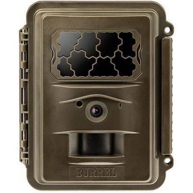 Vildtkamera test - Burrel-Edge-HD - bedste vildtkamera