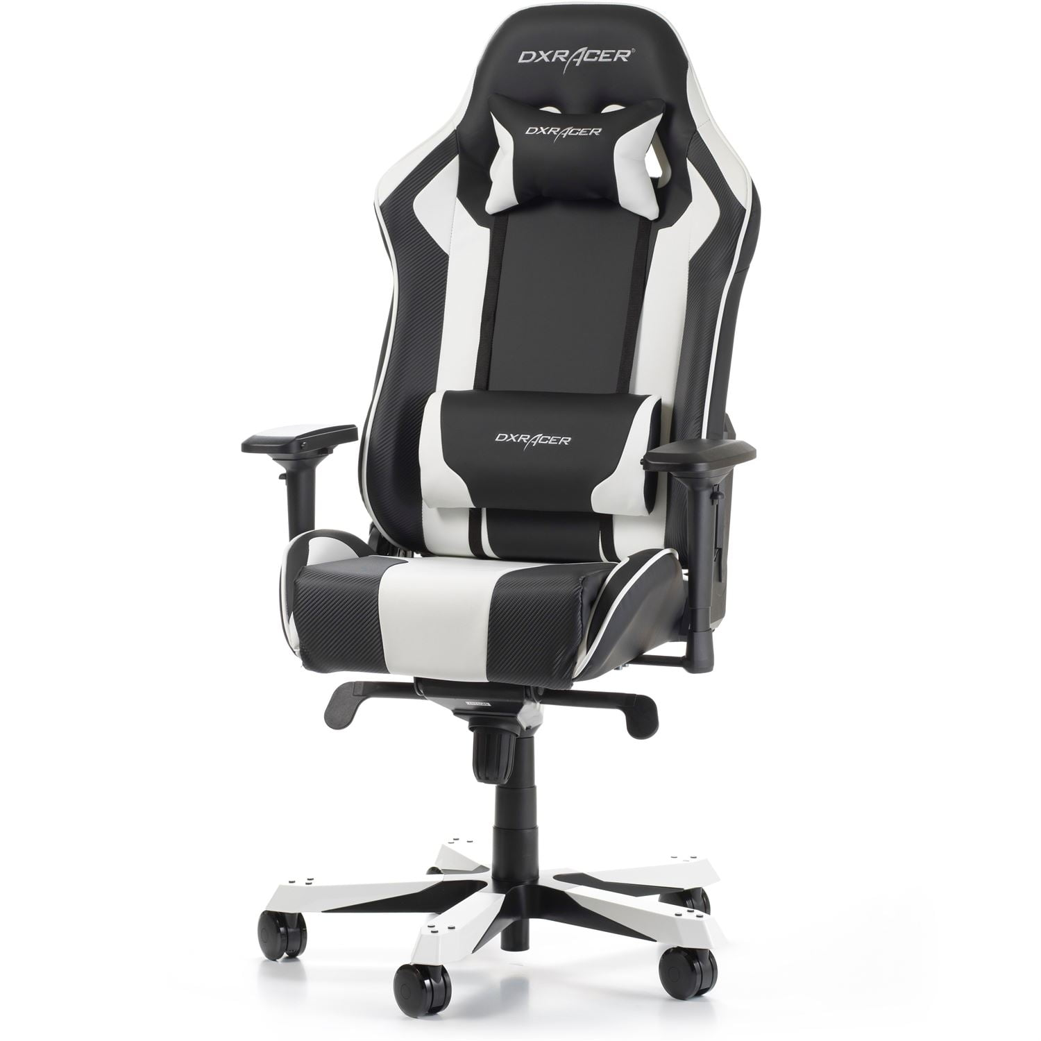 Gamer stol test - DXRacer KING Gaming Chair - K06-NW