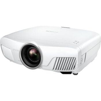 Hvid epson projektor