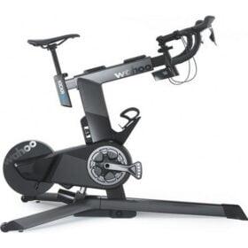 Wahoo futiristic designet spinningscykel